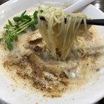 麺屋昊鶏 - 麺