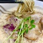 麺屋昊鶏 - 旻鶏麺(こってり)