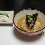 居食家 寿 - 10品コース 出汁茶漬け・香の物