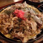 和洋レストラン 山石 - 亀山味噌焼きうどん