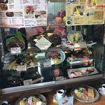 レストラン 洋食・和食 ハクバ - 2017.12.17  ショーウィンドウ