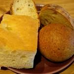 79397885 - ランチのパン