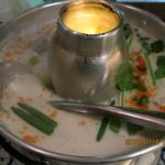 79399387 - トムカーガイ(ココナツと鳥の濃厚スープ)