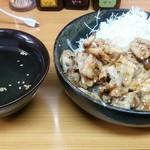 復活!カルピ丼 -