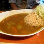カレー屋 Nagafuchi - オリジナルカレー大盛り