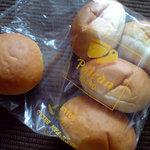 パンのペリカン - 中丸 2008/09