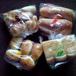 パンのペリカン - 今回購入パン 2008/09