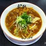 ふく利 - 2011年5月22日(日)20時~訪問 ラーメンバラ肉580円