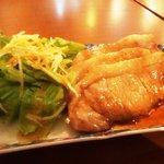 あ かんた~れ 京屋 - 201103 再訪問 豚の生姜焼き