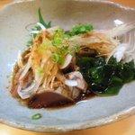 大盛  - 料理写真:鰹のタタキ