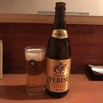 炭焼 ちきんかばぶ - 恵比寿ビール
