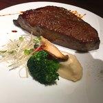 ハンバーグ&ステーキ 芝浦 - 黒毛和牛 赤身 300グラム