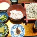 日暮し庵 - 料理写真:真田定食