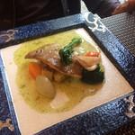 彩香 - 白身魚のポワレ