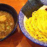 79403715 - カレーつけ麺味玉 870円