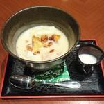 Manna - くるみ汁粉