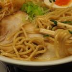 金也 - 麺