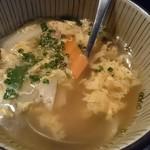 79405412 - 玉子スープ
