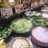 しゃぶ葉 - 料理写真:お野菜のブュッフェ台はこんな感じ。補充もこまめ。