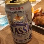 日本酒バー オール・ザット・ジャズ - 缶ビール