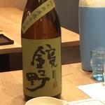 日本酒バー オール・ザット・ジャズ - 日本酒②