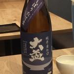 日本酒バー オール・ザット・ジャズ - 日本酒④
