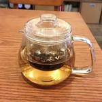がようし - ゆず香ばし茶(400円)