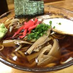虎徹 - 朝ラーメン(冷)