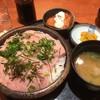 本鳥久 - 料理写真:鶏 刺身丼 [大]