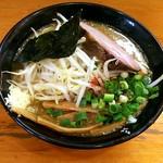麺 まる井 - 味噌らーめん¥800