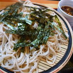 みはし亭 - 料理写真:ざる