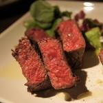 ASADOR EL CIELO - 黒毛和牛 部位食べ比べ(ランプ)