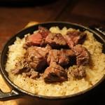 ASADOR EL CIELO - 石垣牛の炊き込みご飯