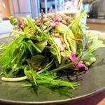 79411367 - レンズ豆のサラダ