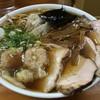 桂山 - 料理写真:チャーシューワンタンメン