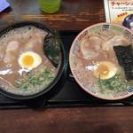 79412371 - 食べくらべセット ¥900-