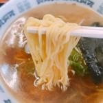 小山屋 - ラーメン 麺リフト