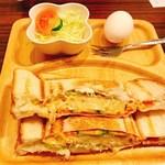 79418000 - 玉子・野菜サラダサンド