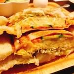 79418002 - 玉子・野菜サラダサンド