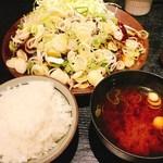 79418057 - 味噌カツ定食