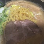 麺恋 佐藤 - 麺は