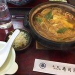 寿司辰 - 料理写真:カレー煮込み
