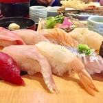鮨・海鮮料理 波奈 -