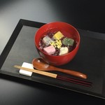 shop×cafe - 生麩のくず湯 【季節限定:1/16~2/28】
