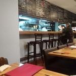広東料理 Foo - 店内5時半