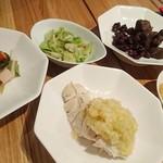 広東料理 Foo - おまかせちょい盛り(3名分)