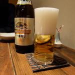 りゅうの介 - 瓶ビール