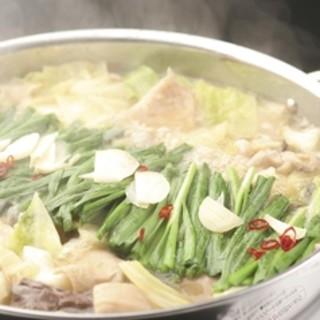 いつでもOK!?『鍋料理』の多彩なコースをご用意