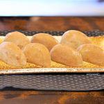 比良山荘 - 栃餅