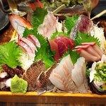 まるう商店 - 三浦地魚どっさり盛